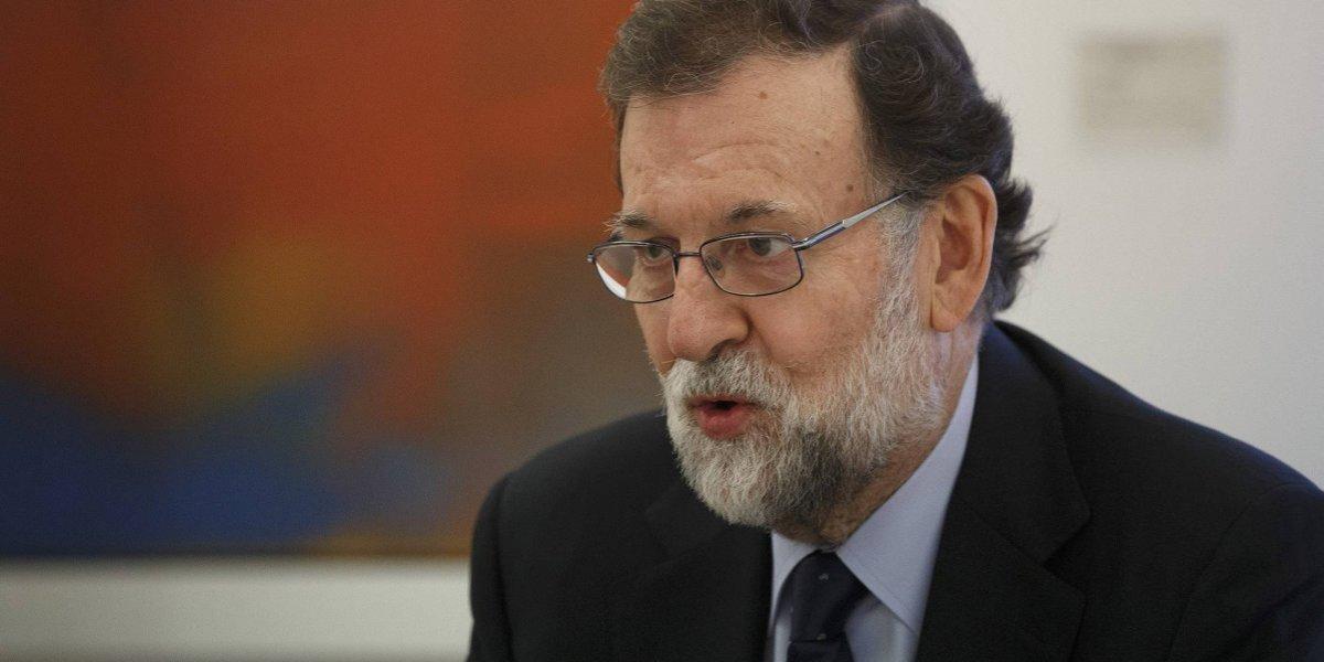 Gobierno de España ve inadmisible declarar independencia Cataluña y suspenderla