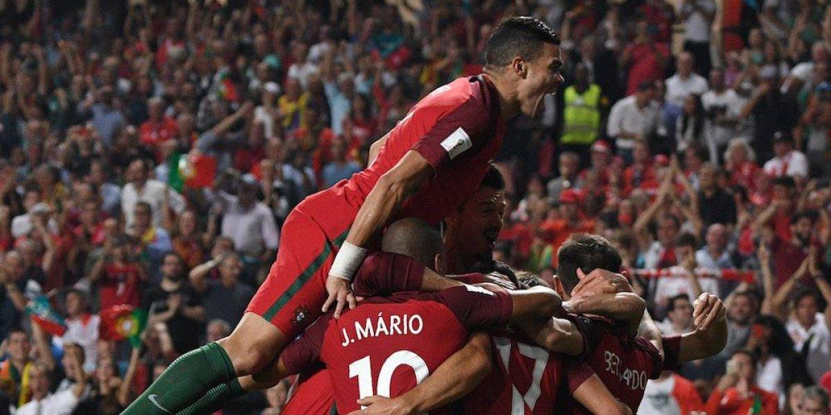 Portugal y Francia consiguen el pase directo a Rusia 2018