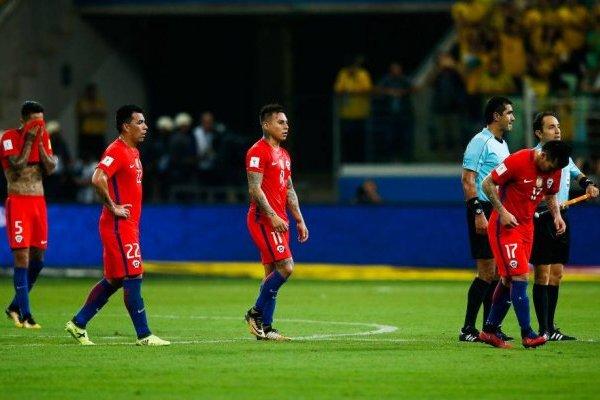 La eliminación de Chile provocó distintas reacciones en el mundo / Foto: Getty Images