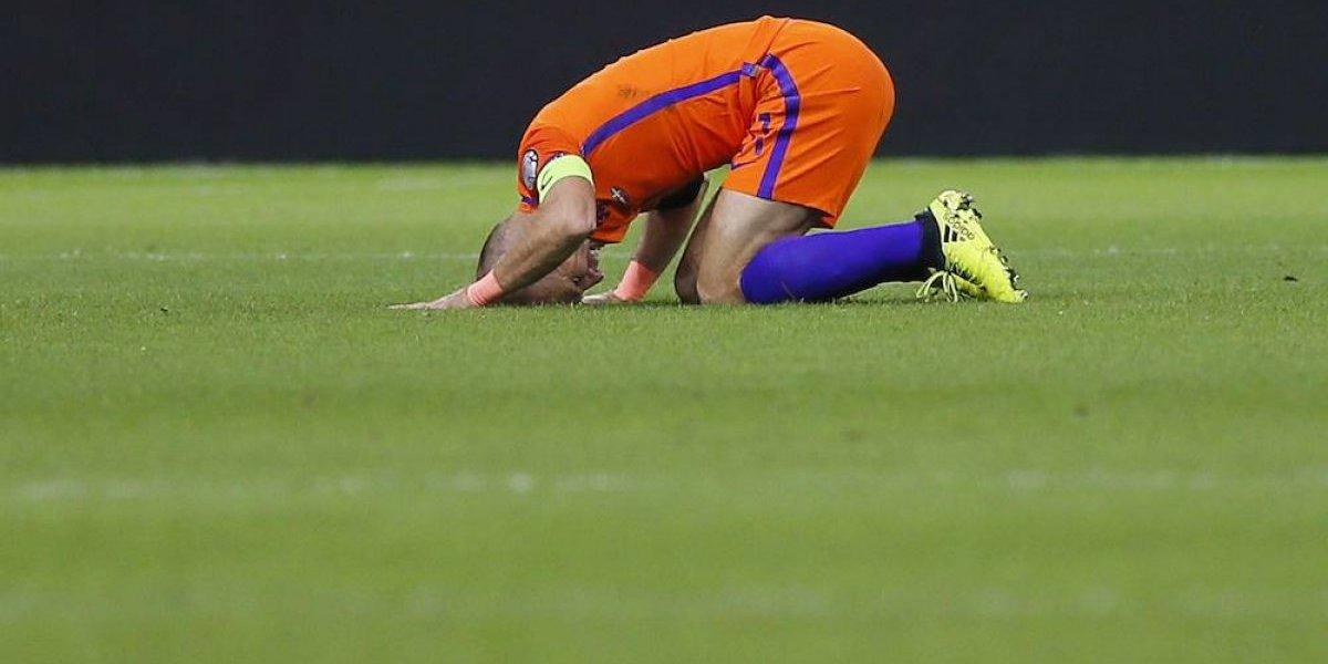 ¡No hubo milagro! Holanda vence a Suecia pero se queda sin Mundial