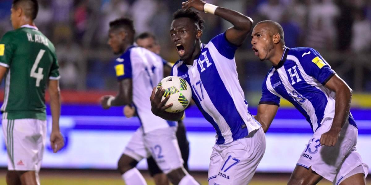 VIDEO. Honduras derrota a México y clasifica a repechaje a Rusia 2018
