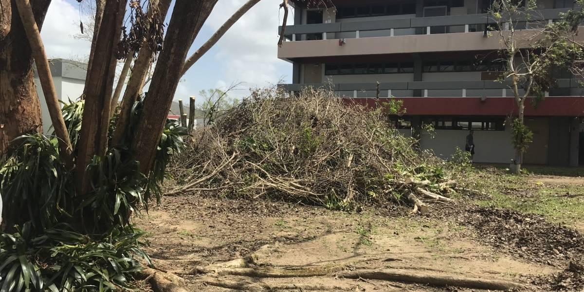 UPR Humacao se alista para iniciar clases el 30 de octubre