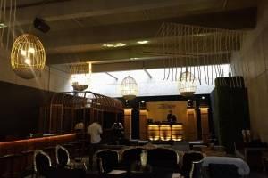 1001 noches, instalaciones del Zacapa Room 2017