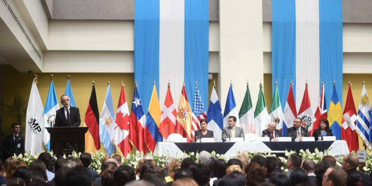 La CICIG presentará proyecto de reformas para eliminar los CIACS