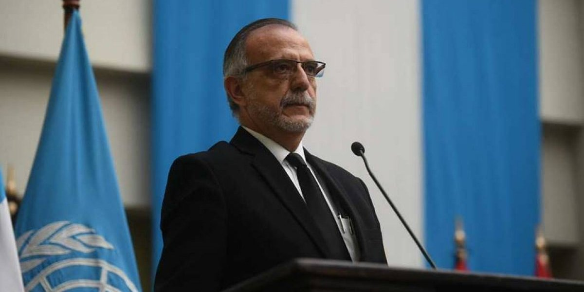 """Desconocer a Velásquez como comisionado es decisión """"definitiva y no negociable"""", cita Cancillería en carta a la ONU"""