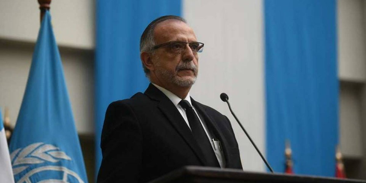 Comisionado Velásquez ya cuenta con visa vigente
