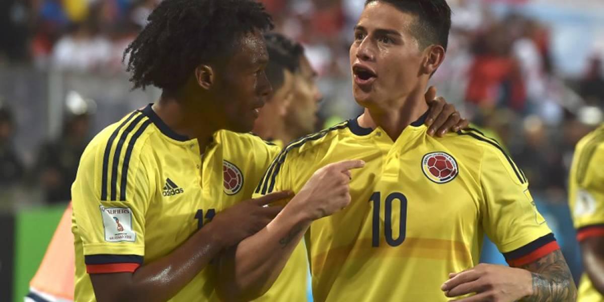 Rusia 2018: Colombia se clasifica directo y Perú al repechaje