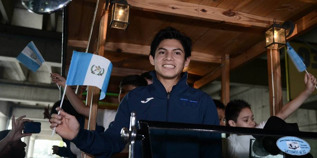 Jorge Vega, el quinto mejor del mundo, regresa como un héroe