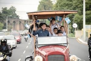 Jorge Vega regresa a Guatemala
