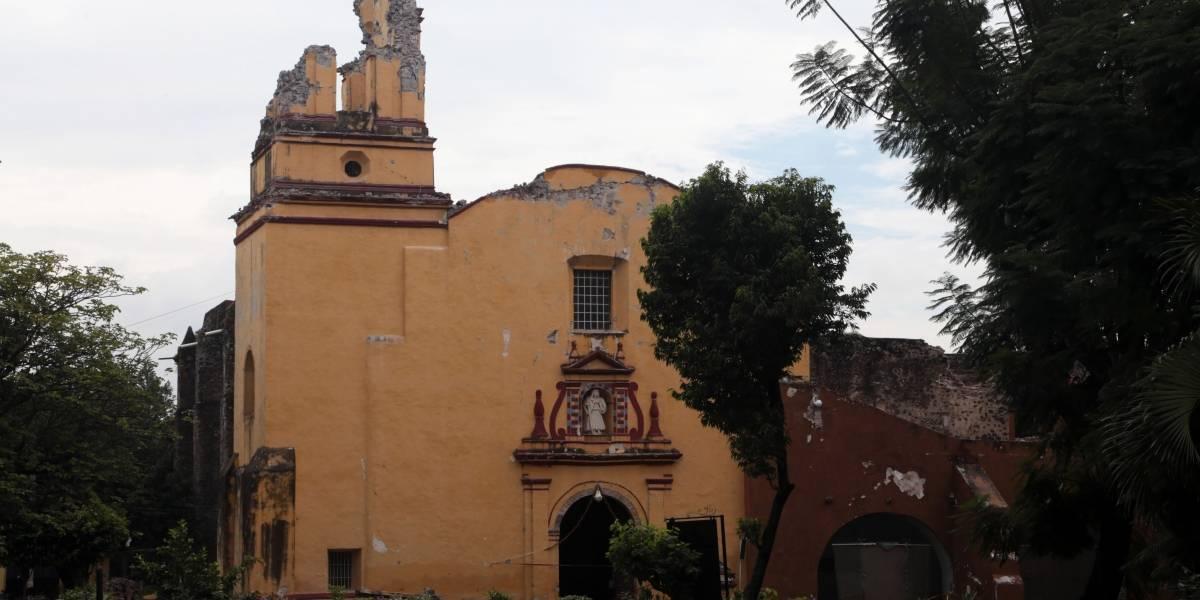 Sismos evidenciaron corrupción en restauración de monumentos: INAH