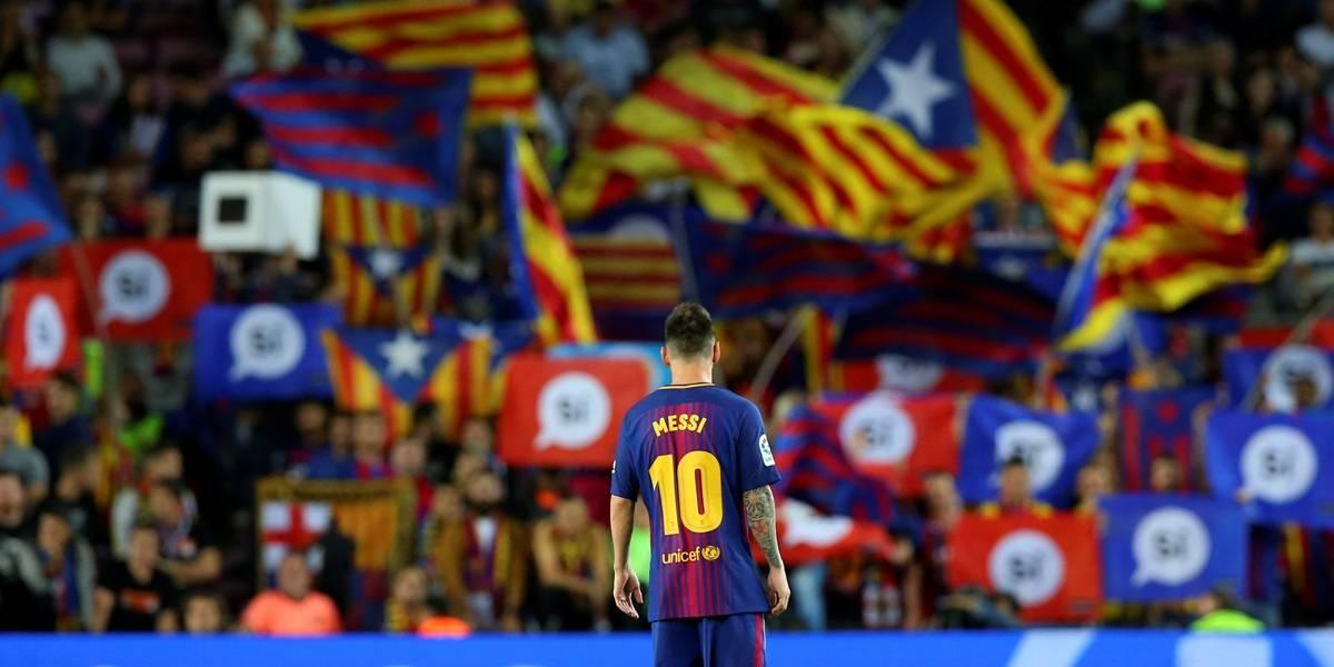Camp Nou poderá ser fechado se torcedores do Barça insultarem Espanha