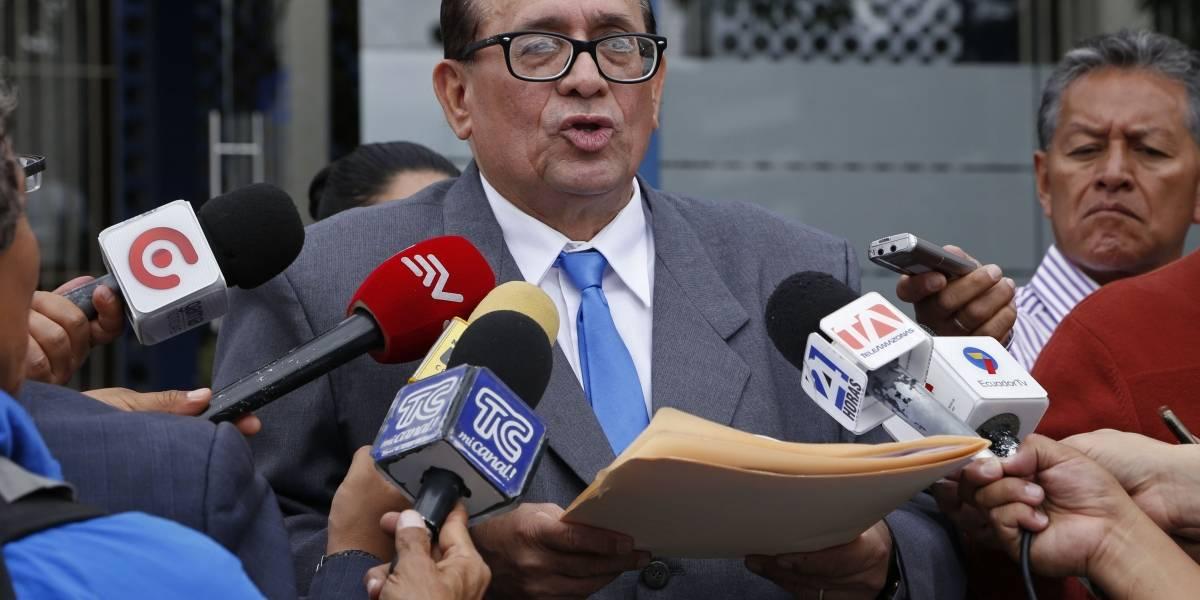 Abogado de Jorge G. presenta al mediodía denuncia en contra del juez Miguel Jurado