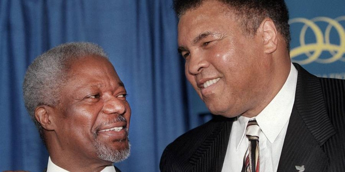 Muhammad Ali Enterprises demanda a televisora por 30 millones