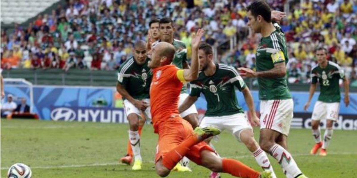 #NoEraPenal 'cobra venganza' en nombre de los aficionados mexicanos