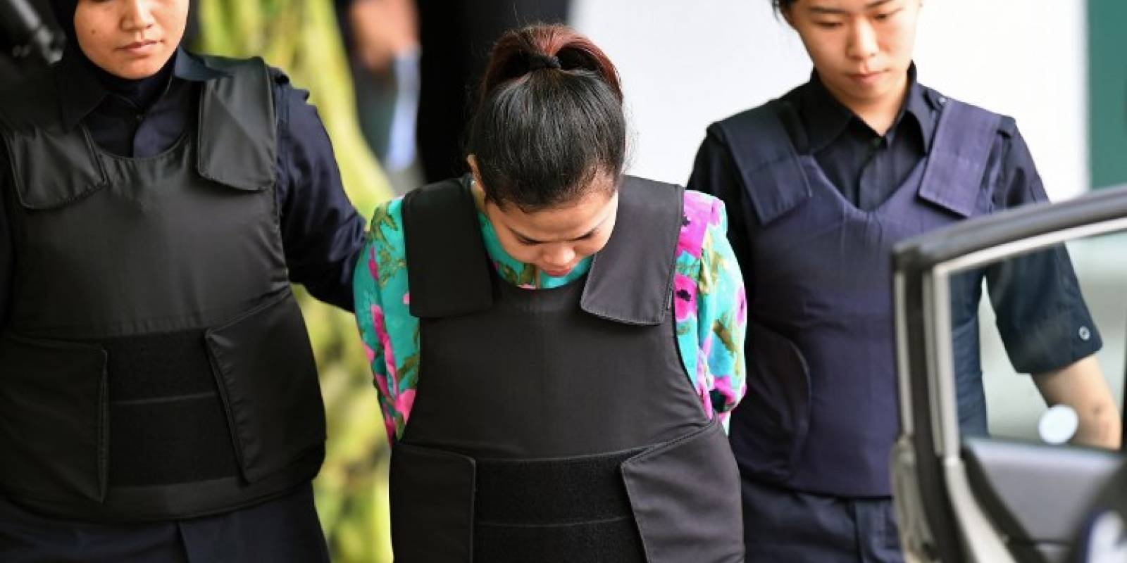Siti Aisyah, mujer arrestada por el asesinato de Kim Jong-nam