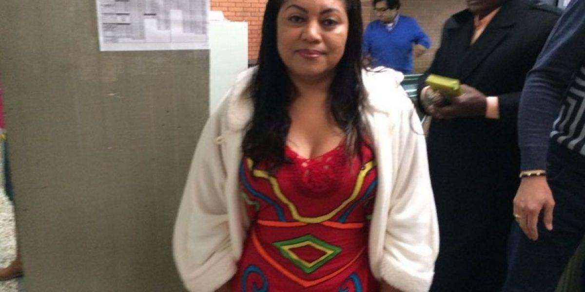 Juez concede la libertad a la exgobernadora Oneida Pinto