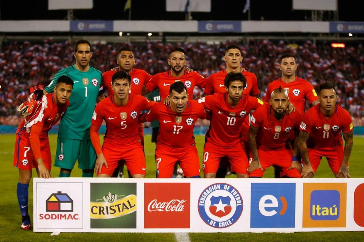 La Roja rumbo a Rusia 2018 en el duelo ante Ecuador - Photosport