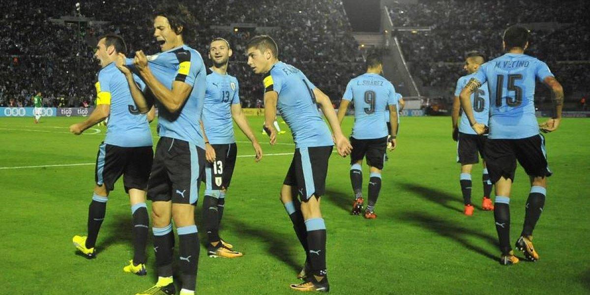 Uruguay lo dio vuelta ante Bolivia y timbró el pasaje directo a un Mundial tras cuatro repechajes