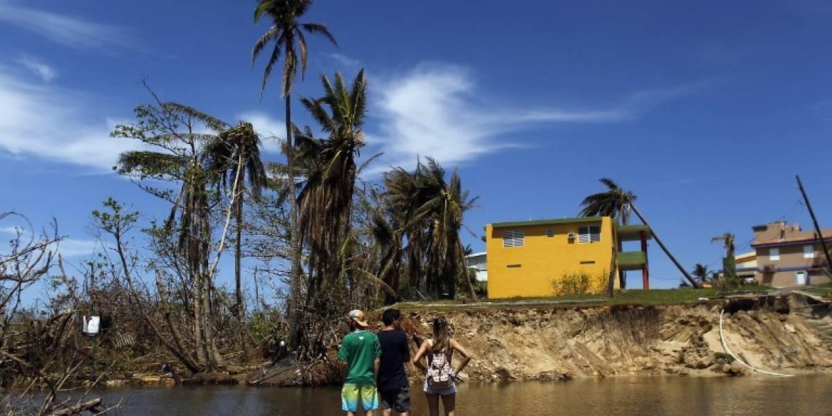 Puerto Rico aumenta la cifra de muertos por el huracán María