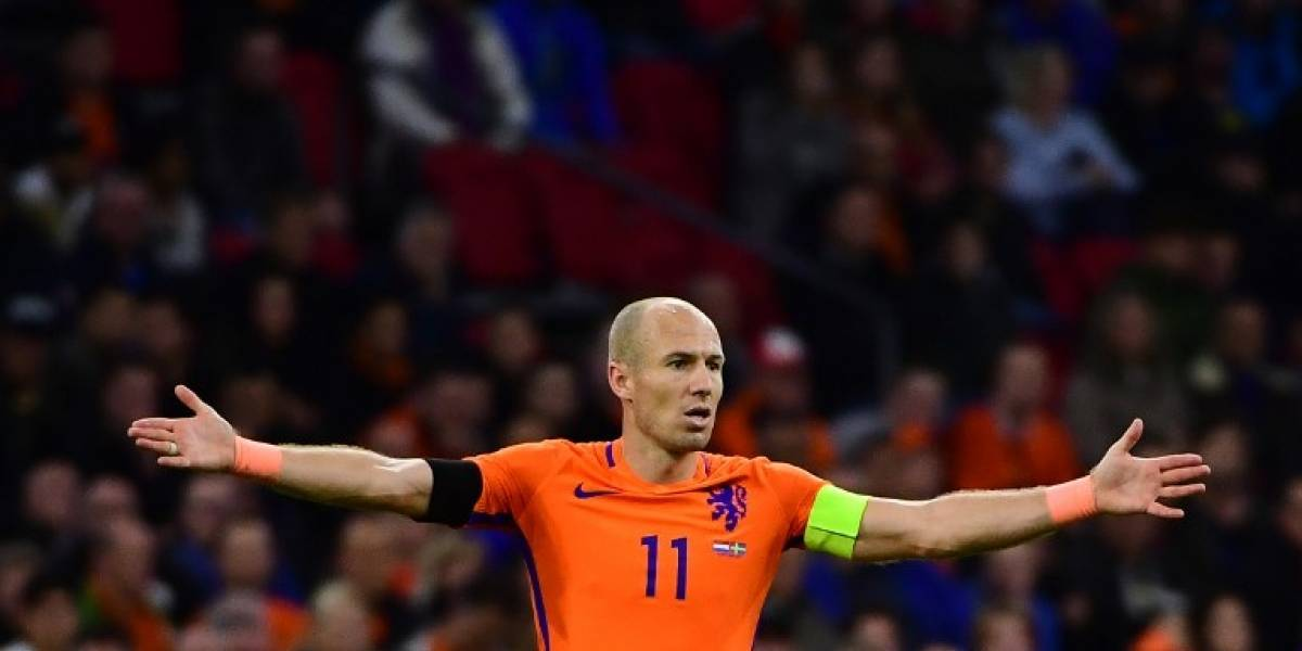 Holanda vence a Suecia pero se queda sin Mundial