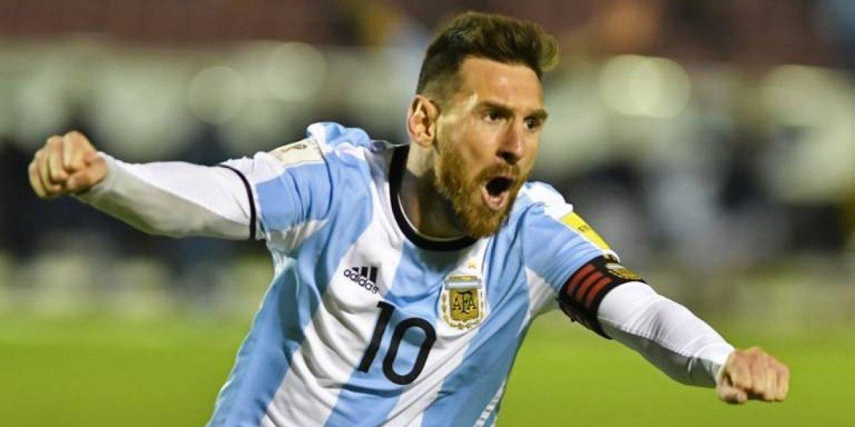 """VIDEO. El """"Messias"""" hizo el milagro y clasificó a Argentina al Mundial"""