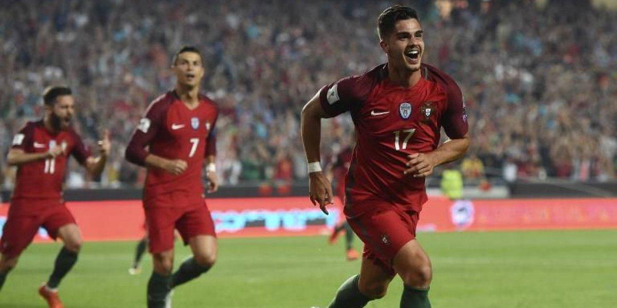Cristiano Ronaldo y Portugal clasifican al Mundial de Rusia