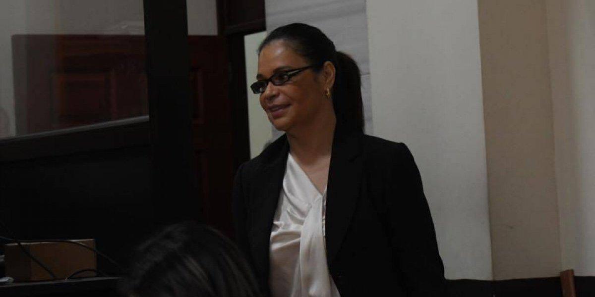 Roxana Baldetti tiene nuevo abogado