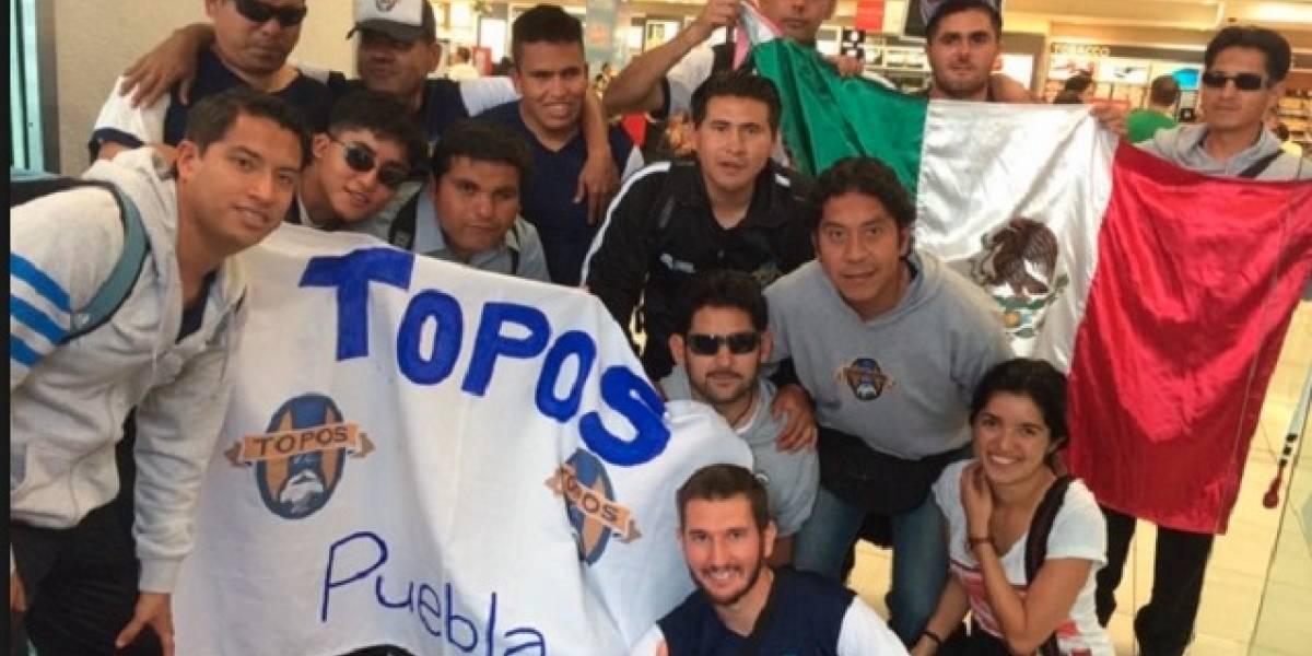 Topos Puebla representará a México en Copa América para débiles visuales