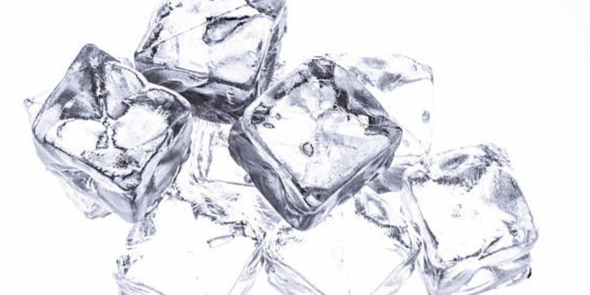 ¿Es malo comer hielo?