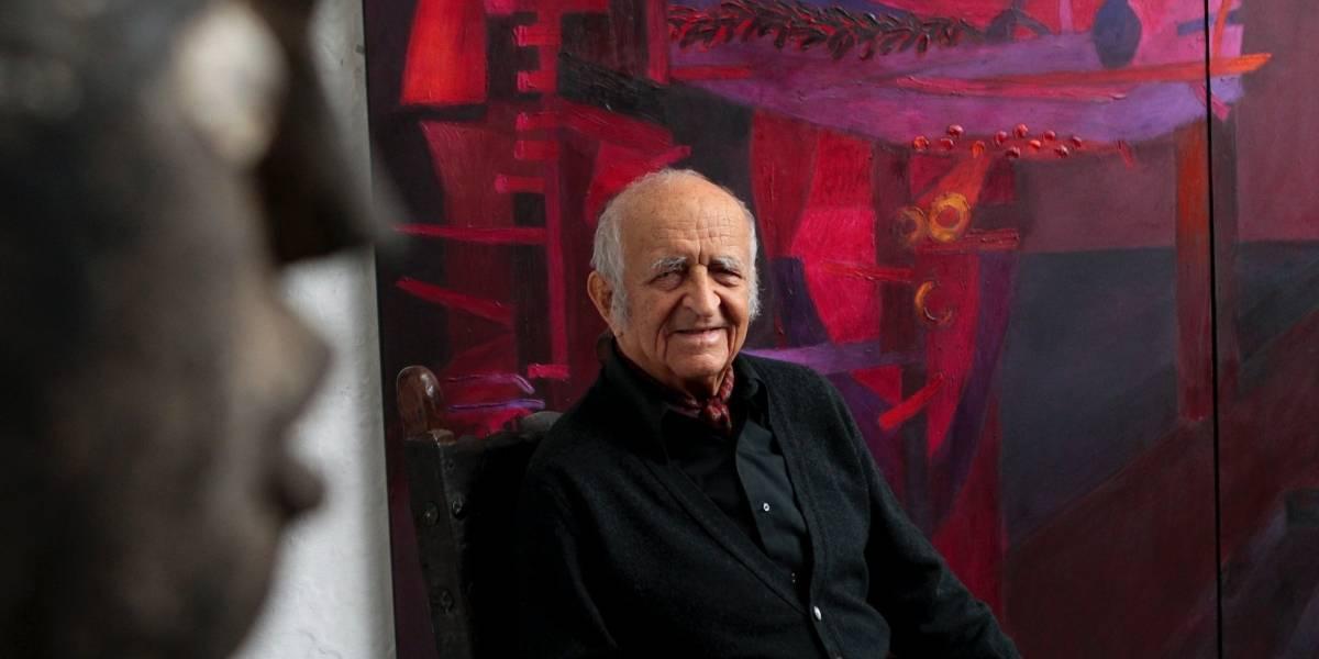 Pintor Fernando de Szyszlo y su esposa mueren en su residencia