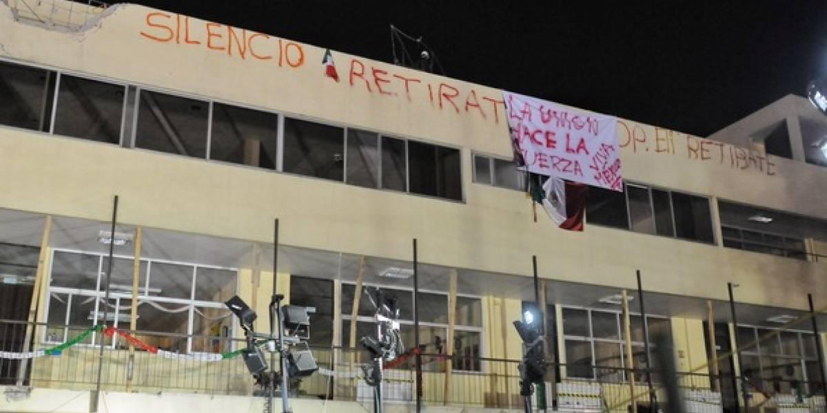 Dan 20 mil pesos a familiares de víctimas del Rébsamen