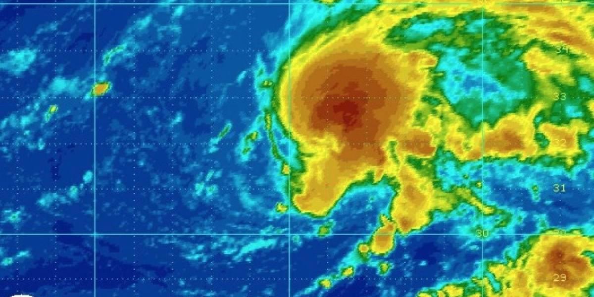 Tormenta Ophelia podría convertirse en huracán