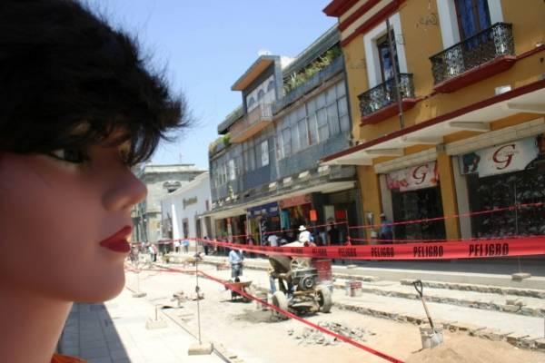 Reconstrucción Oaxaca