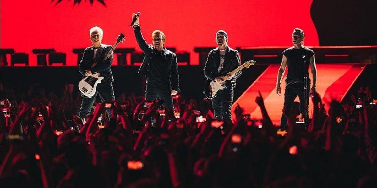 U2 se une al nerviosismo y la pasión que genera la Selección de Argentina