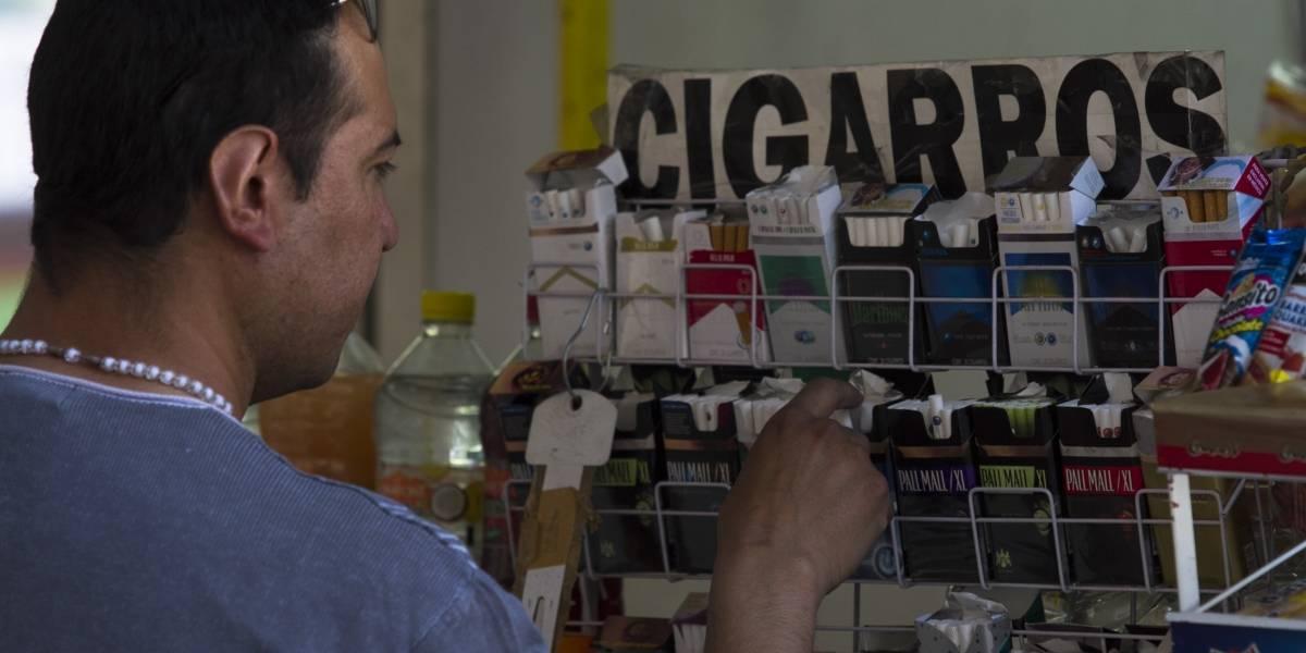 Proponen subir impuestos a tabaco para reconstrucción tras sismos
