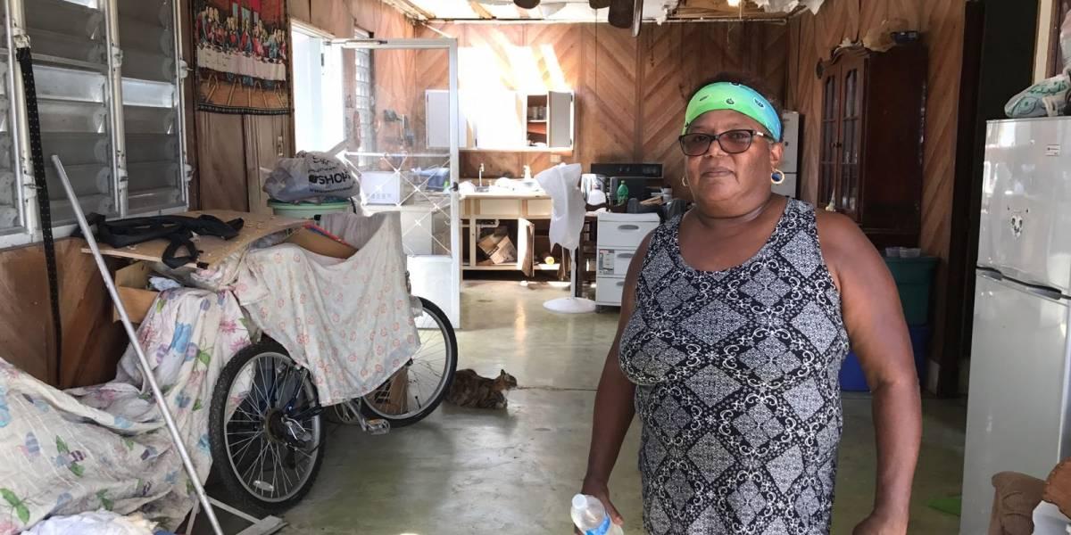 Punta Santiago, comunidad abandonada luego de la devastación