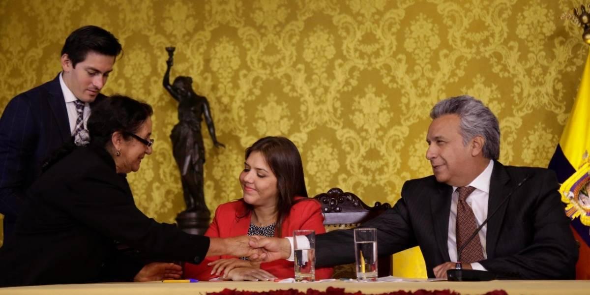 Ecuador firmó 24 acuerdos indemnizatorios con víctimas de violaciones a los derechos humanos
