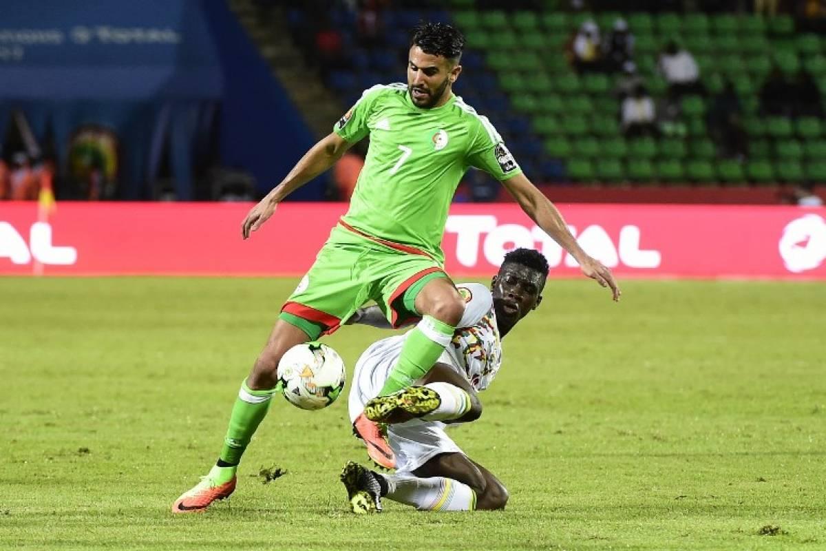 Riyad Mahrez - Argelia