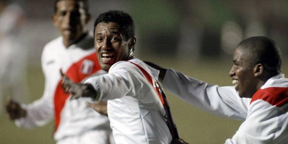 """""""La misma historia"""": el Chorrillano Palacios confiesa el gran susto que vivió con Perú"""