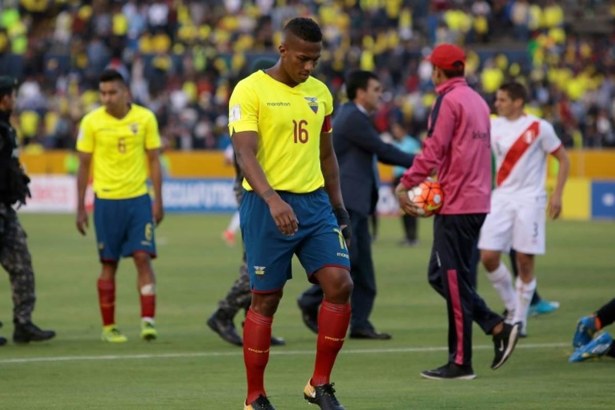 Luis Antonio Valencia - Ecuador