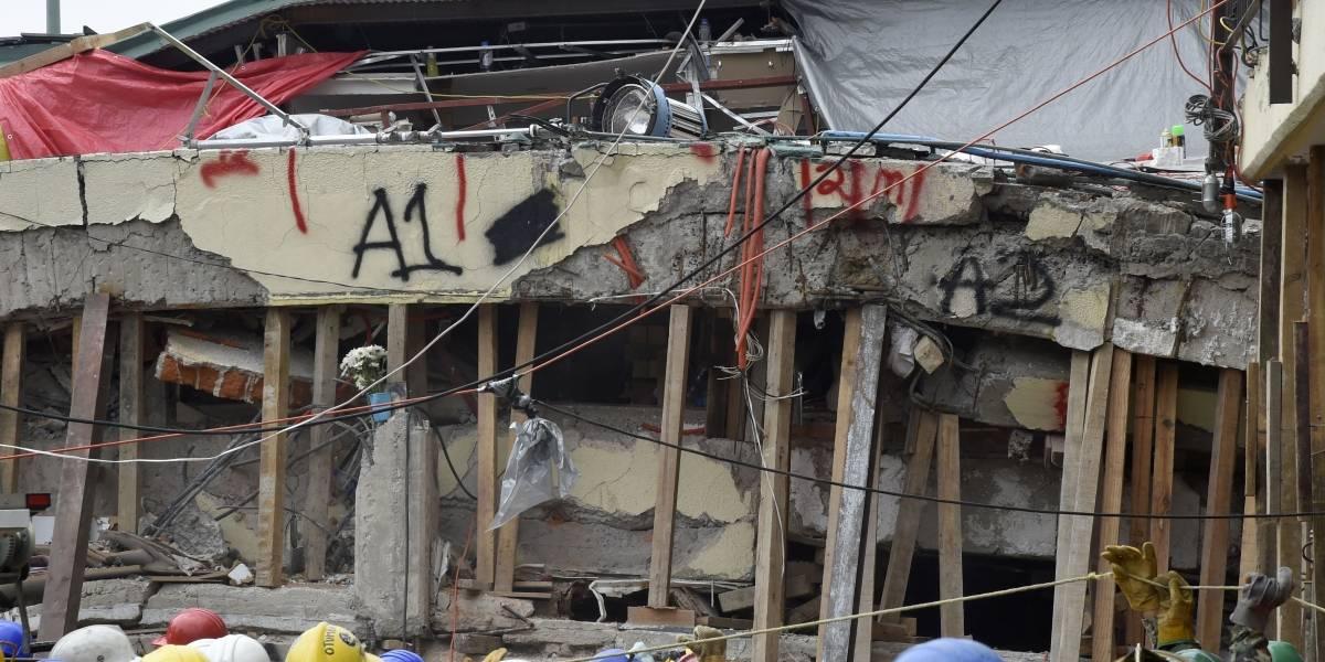 Las incógnitas que rodean a la dueña del colegio que se derrumbó tras terremoto en México