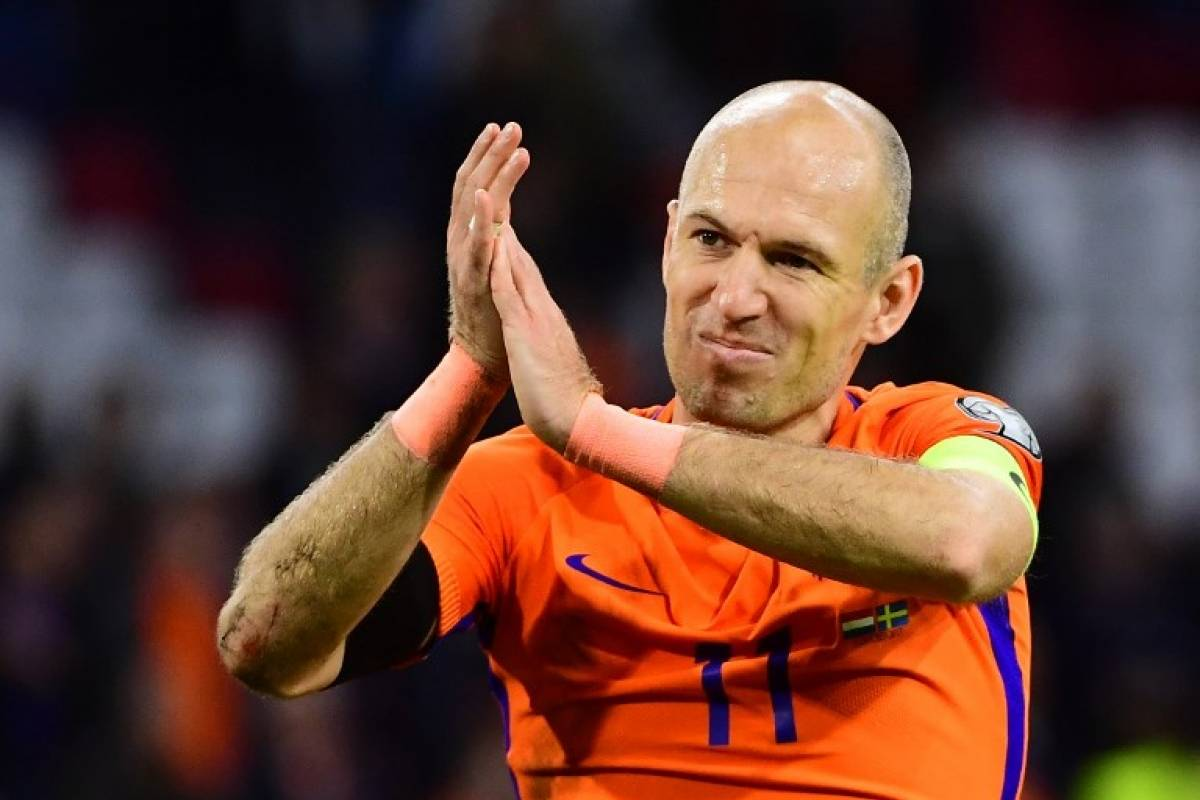 Arjen Robben - Holanda