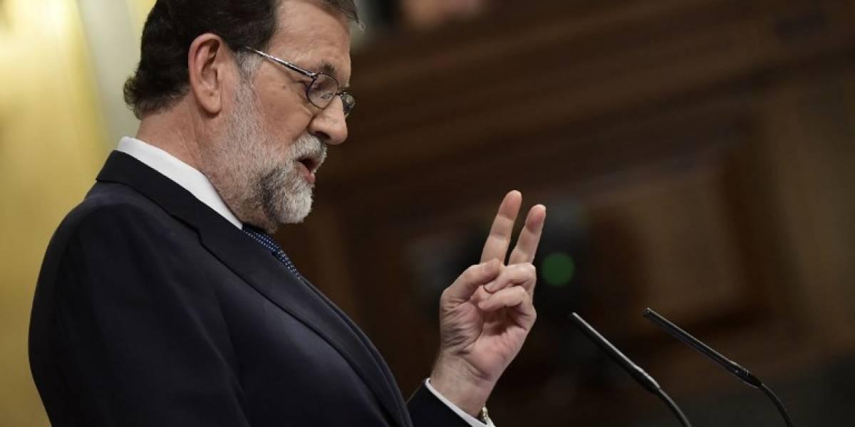 """Rajoy señala que """"no hay mediación posible"""" y da ultimátum a Cataluña"""