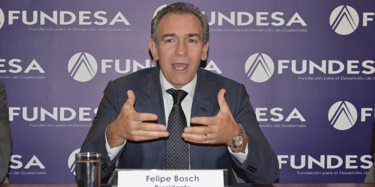 """""""Los precios de los productos aumentan hasta 80% por la dificultad en carreteras"""", Felipe Bosch, titular de Fundesa."""