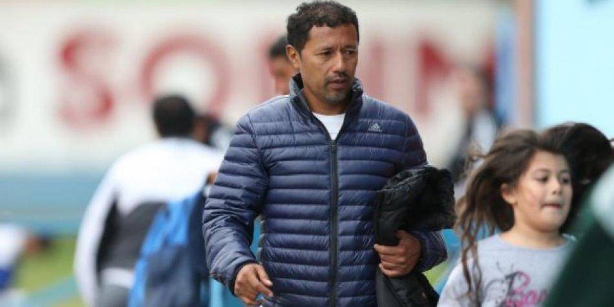 """El Chorrillano Palacios se ilusiona con dirigir en Chile: """"Yo le abro las puertas a las opciones que vengan"""""""