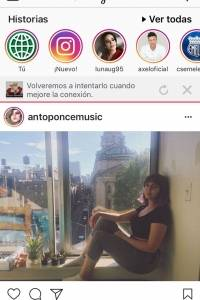Instagram cayó
