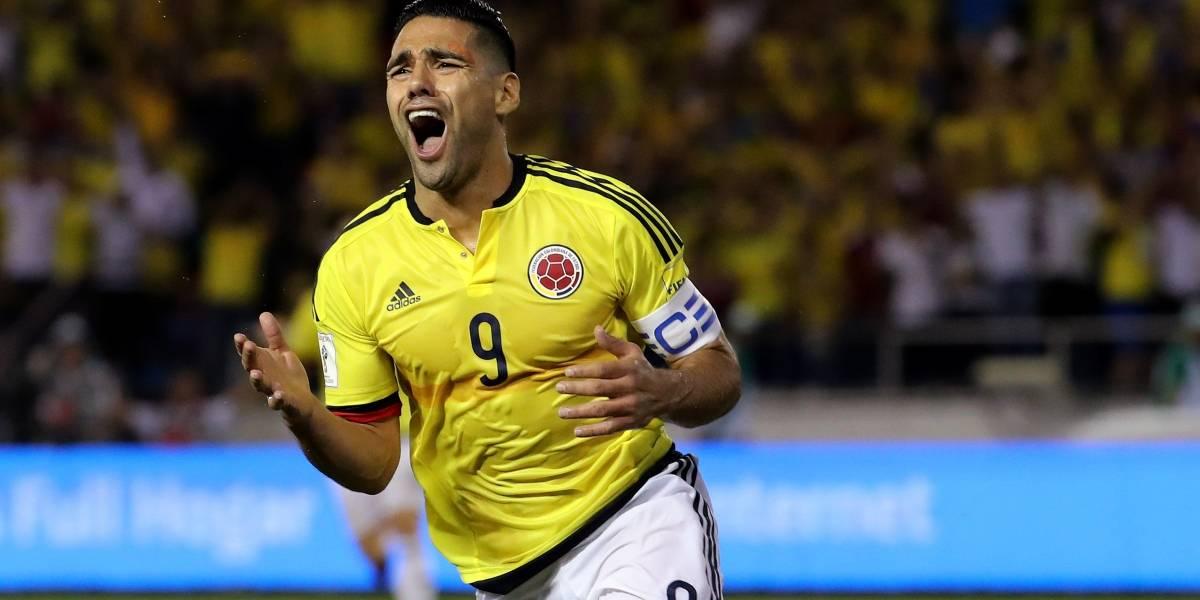 El mensaje de Falcao tras la eliminación de Colombia