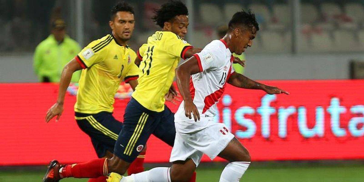 """Volante peruano y el """"pacto"""" con Colombia: """"Se manejó el partido como se tuvo que manejar"""""""