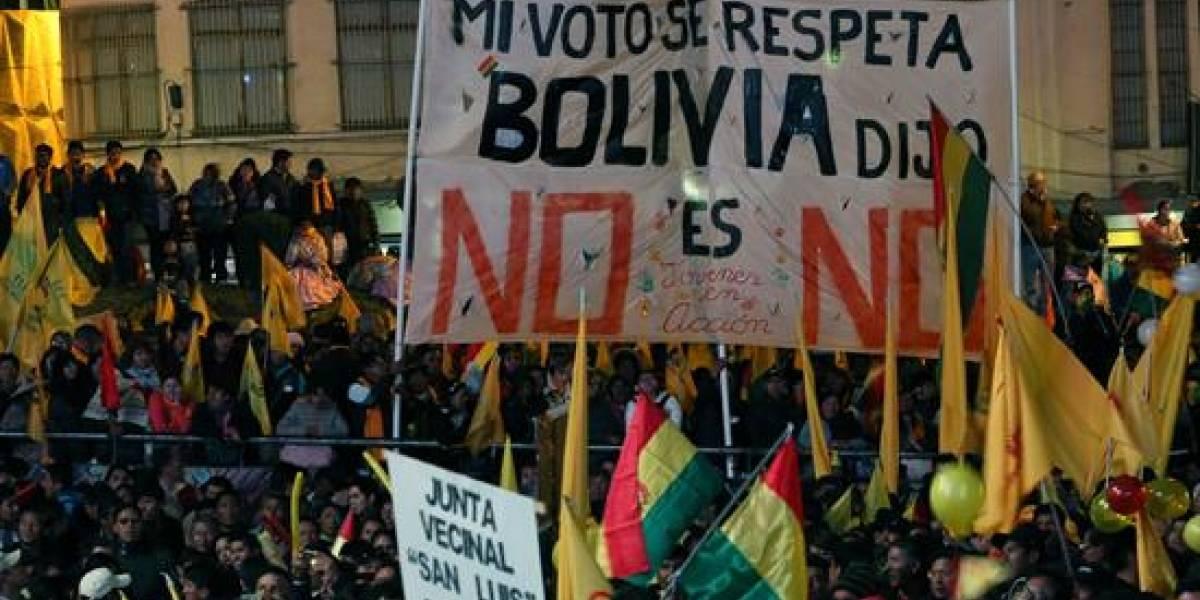 La renuncia que pone en jaque la candidatura de Evo Morales en Bolivia