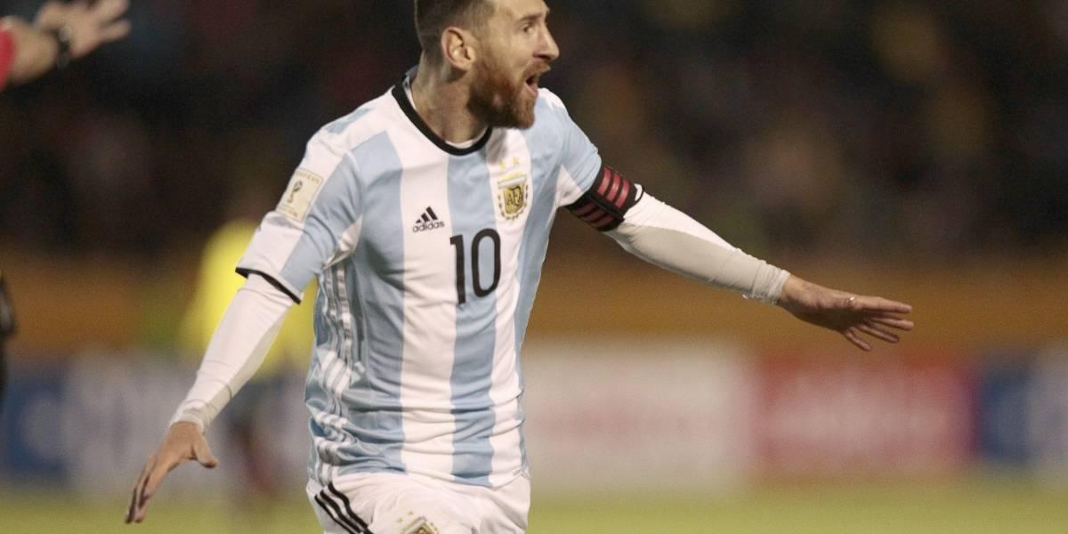 Messi: Hubiese sido una locura que Argentina no estuviera en el Mundial